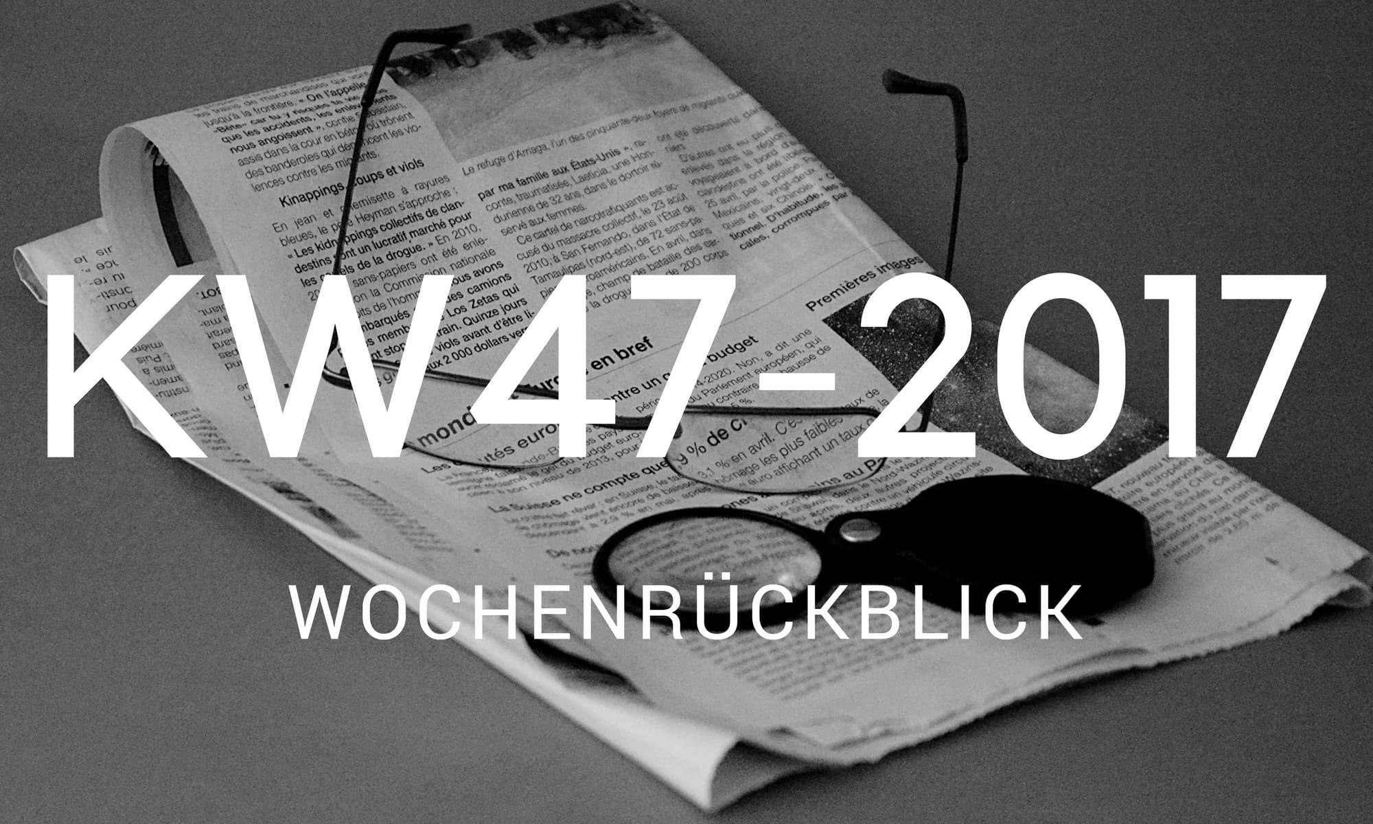 wochenrueckblick camping news KW47/2017