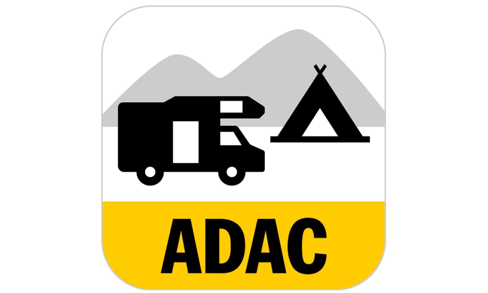adac camping und reiseführer app 2018