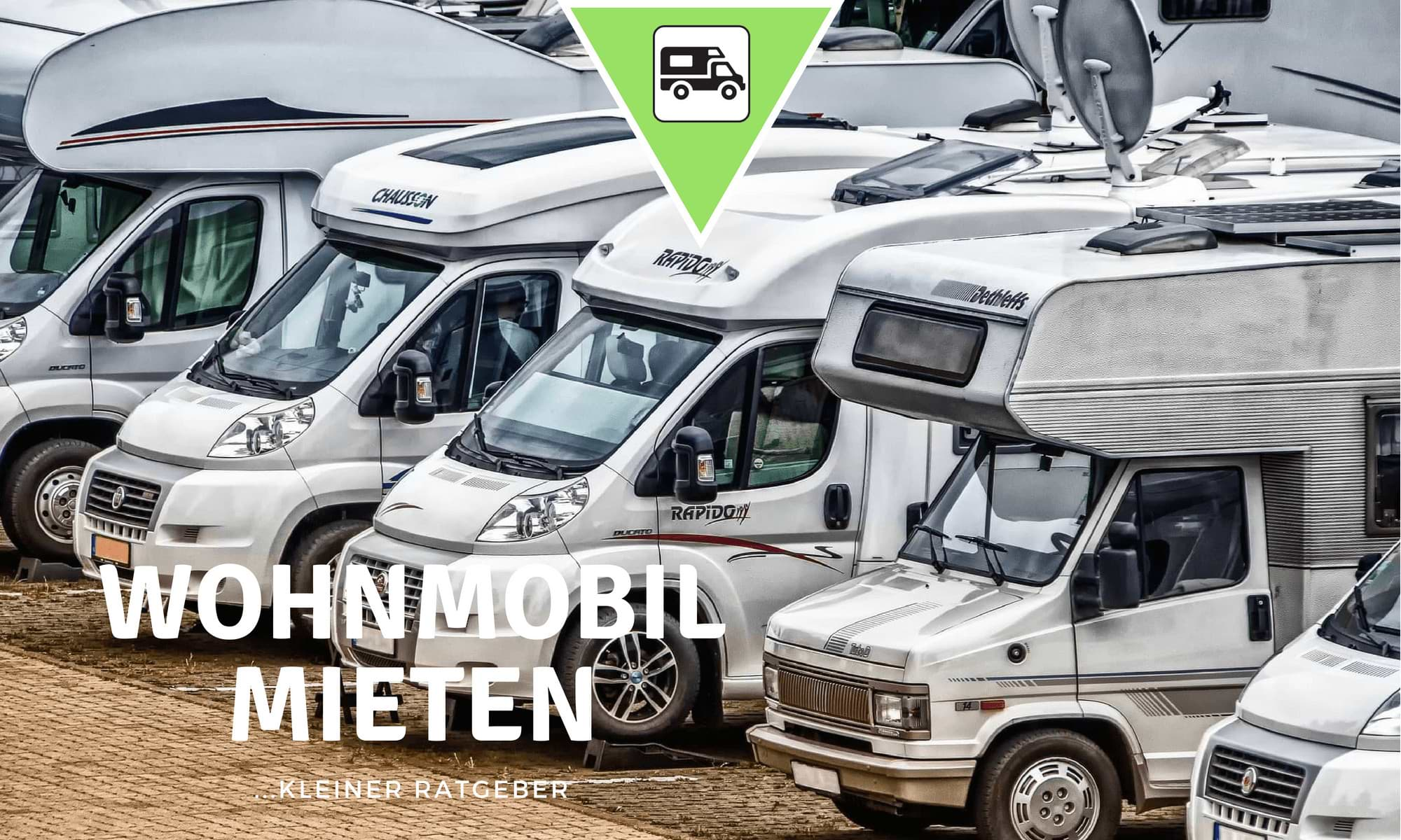 Wohnmobil mieten Ratgeber Camping