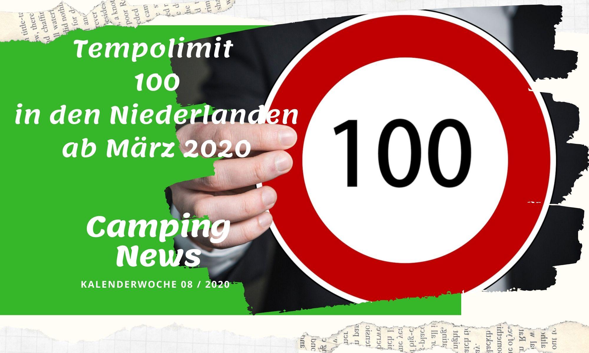 Wochenrückblick Camping News KW08-2020