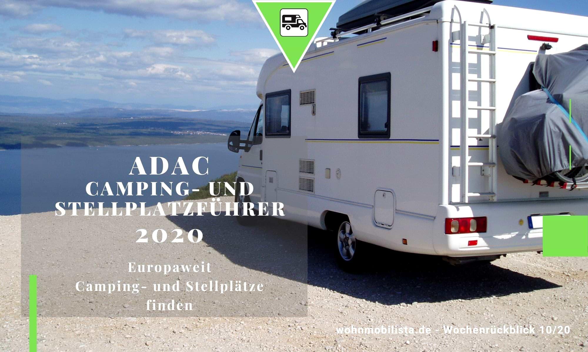 Wochenrückblick Camping News KW10-2020