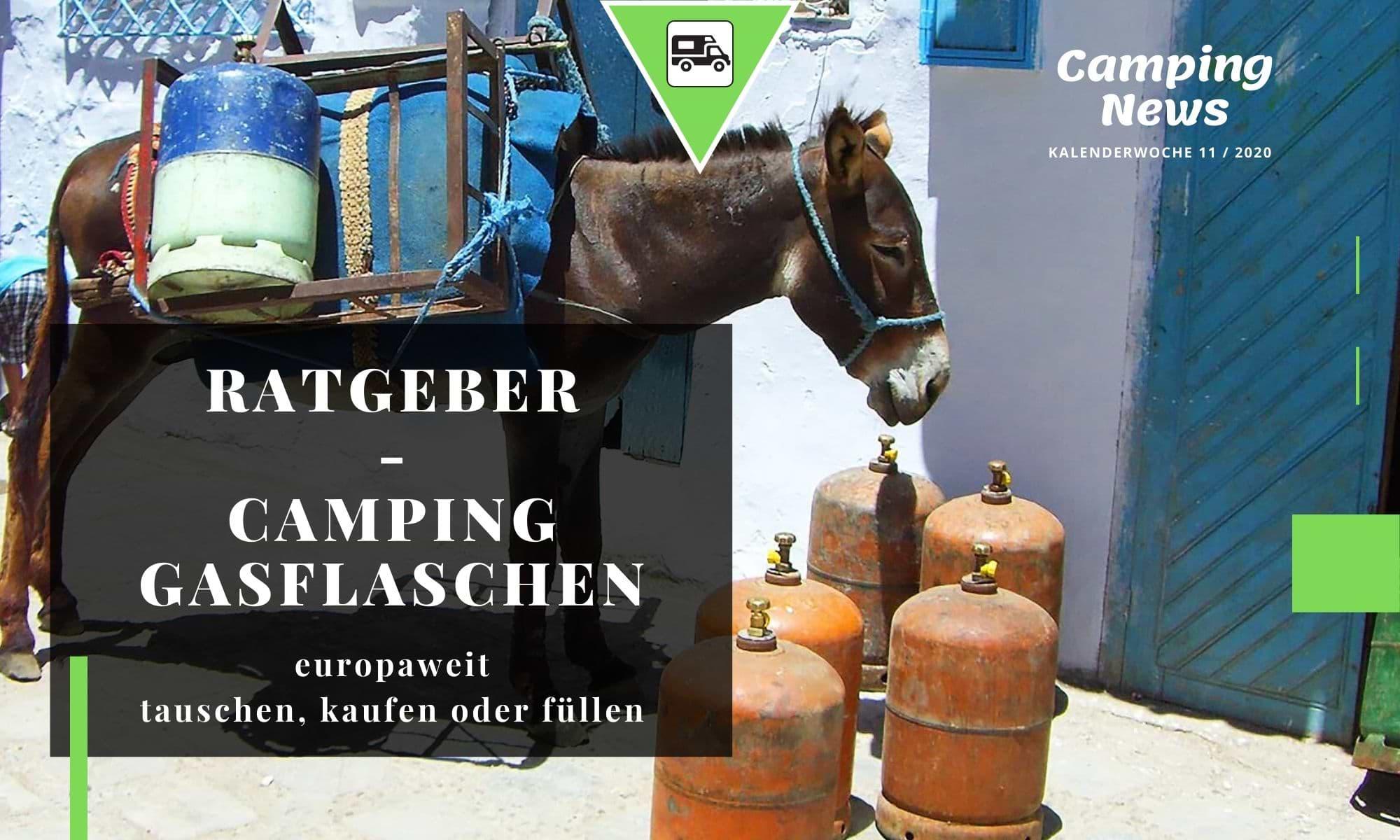 Wochenrückblick Camping News KW11-2020