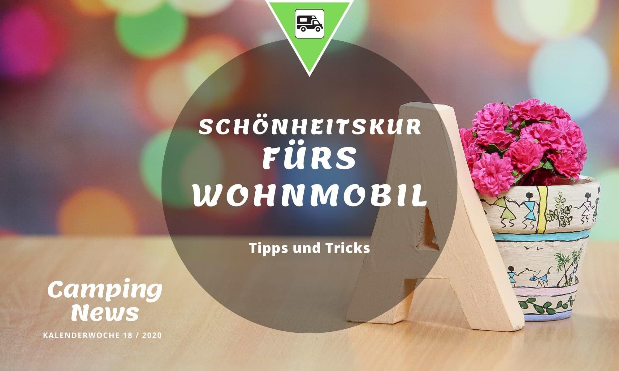Wochenrückblick Camping News KW18-2020