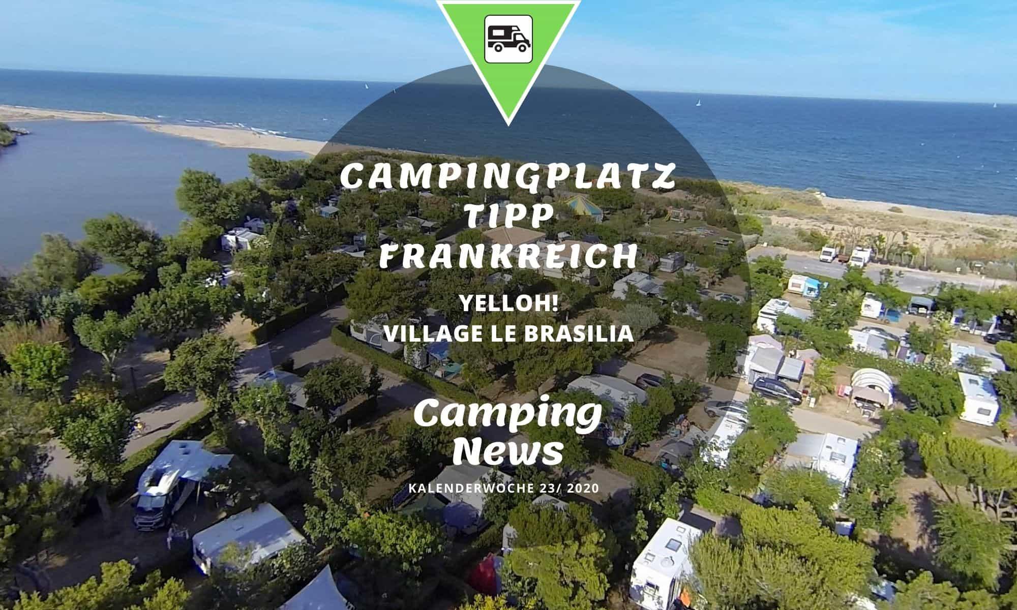 Campingplatz Tipp Frankreich