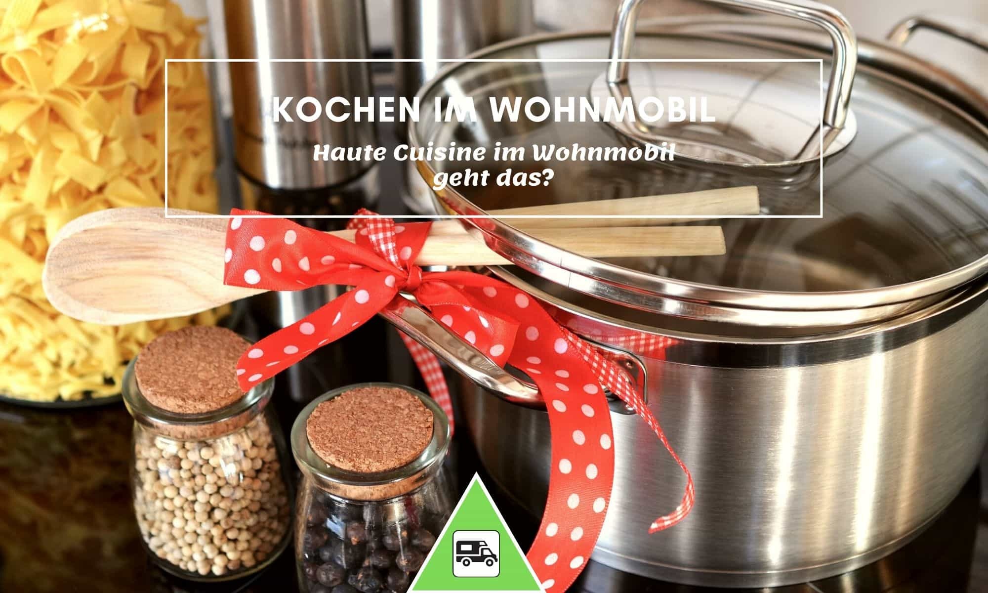 Wochenrückblick Camping News KW29-2020 Kochen im Wohnmobil