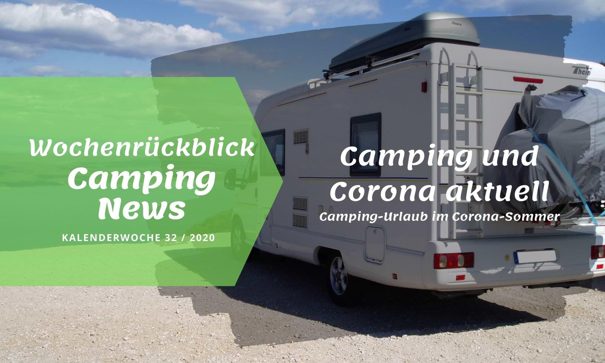 Camping und Corona aktuell