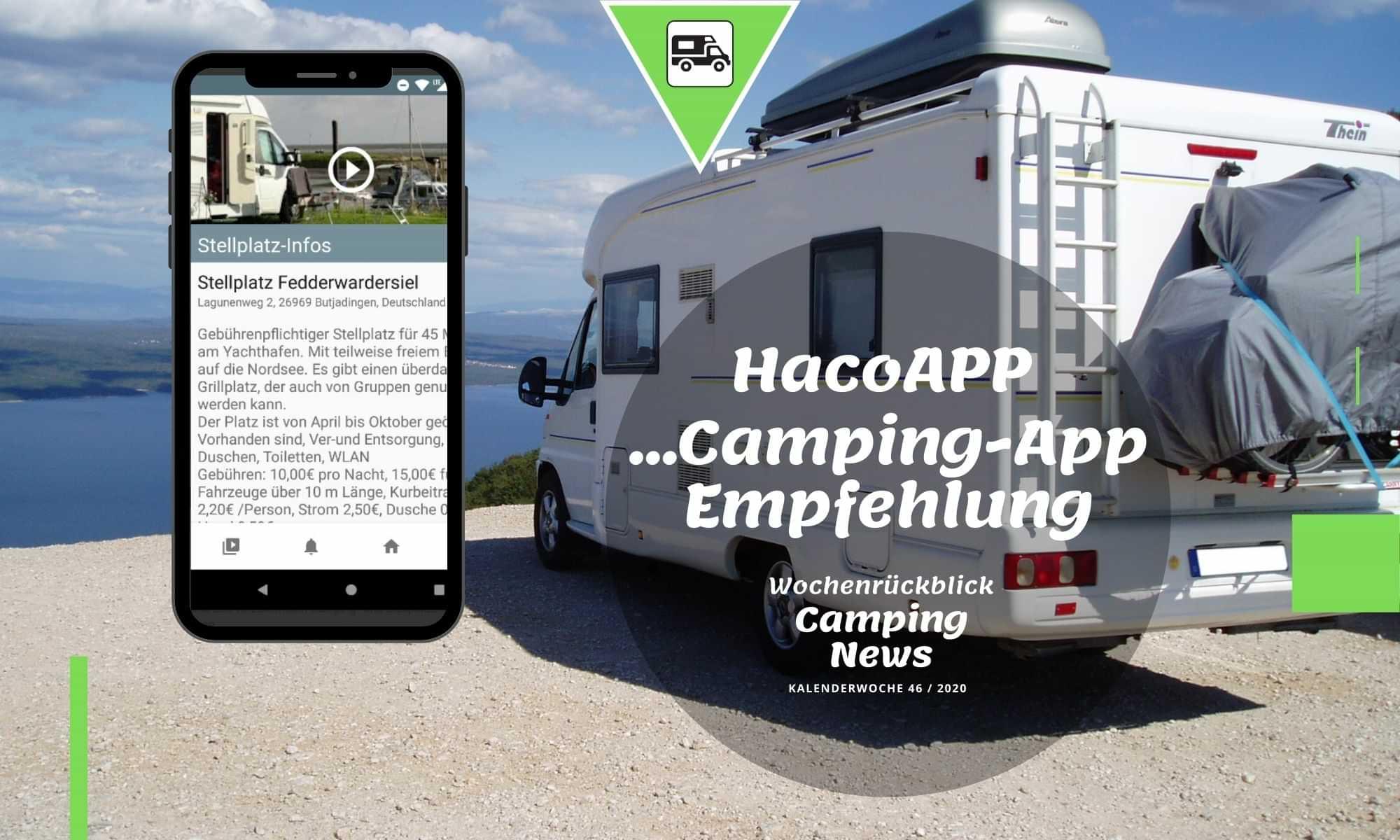 HacoApp Camping-App