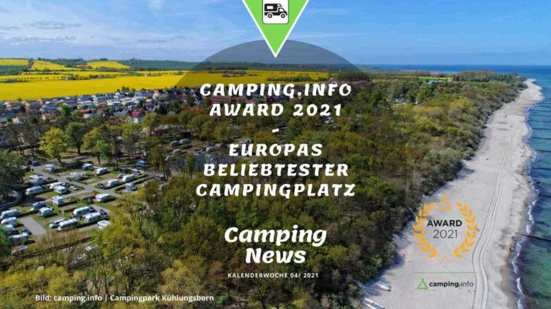 Camping Info Award 2021