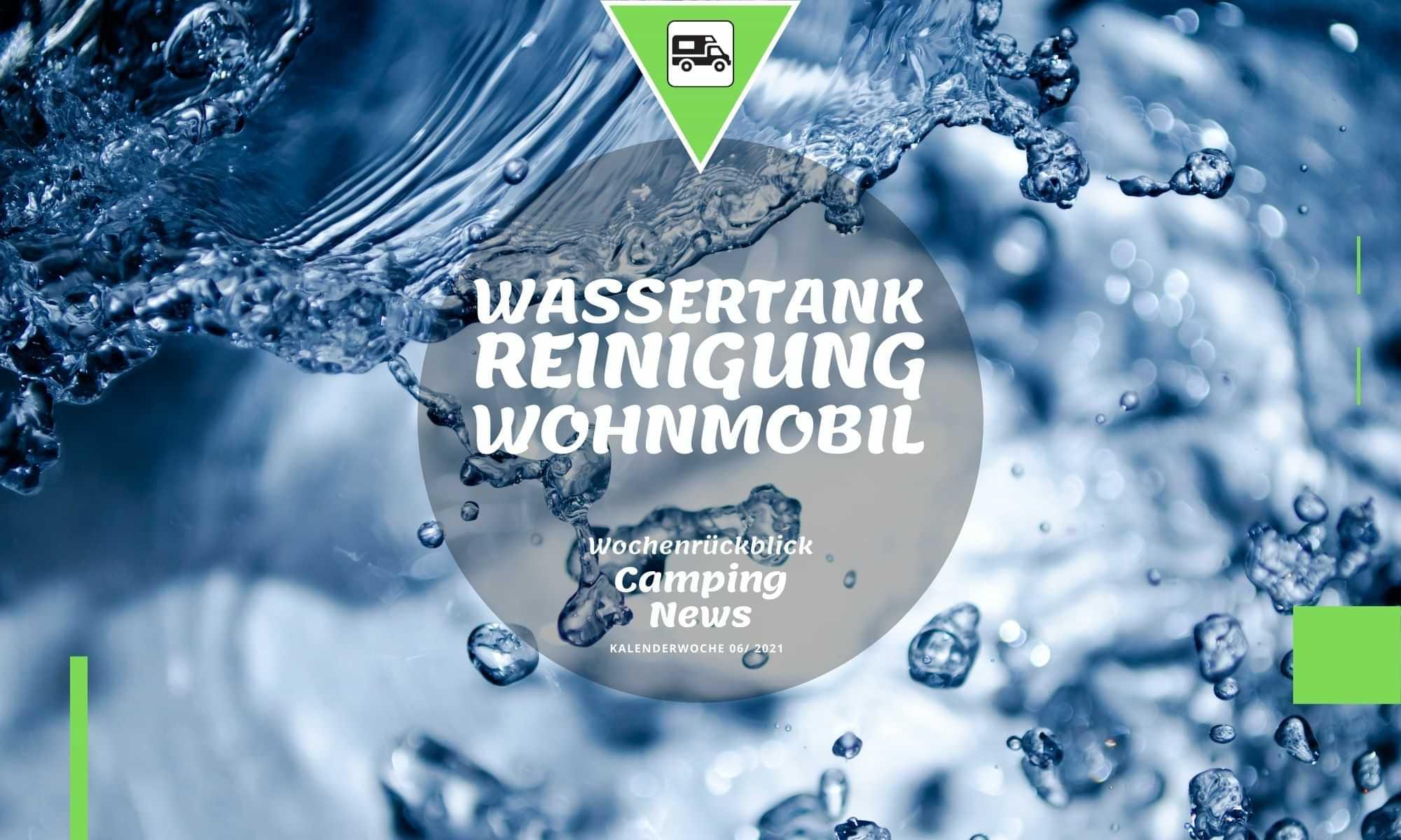 Wassertankreinigung Wohnmobil – MultiMan®-OsterBox