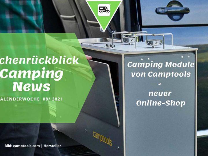 camping module camptools
