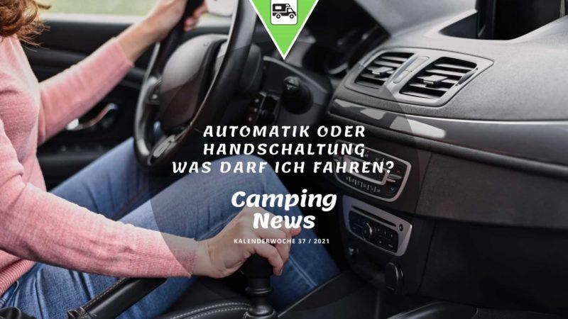 Automatik Führerschein