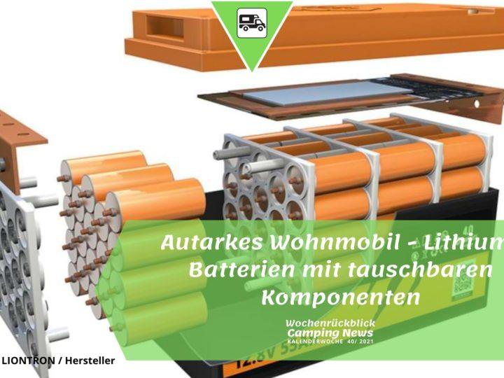 Autarkes Wohnmobil LIONTRON